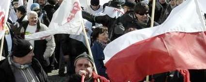 Strajk na Śląsku i akcje solidarnościowe w Regionach