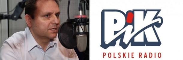 Przewodniczący Regionu w radiu PiK