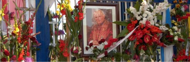 35.rocznica wyboru Karola Wojtyły na Papieża