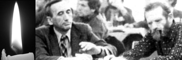 Nie żyje Tadeusz Mazowiecki