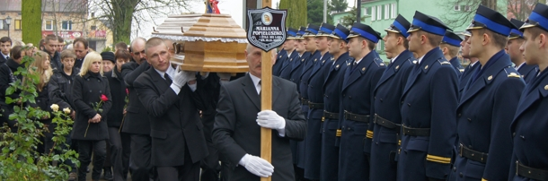 Uroczystości pogrzebowe śp.Marianny Popiełuszko
