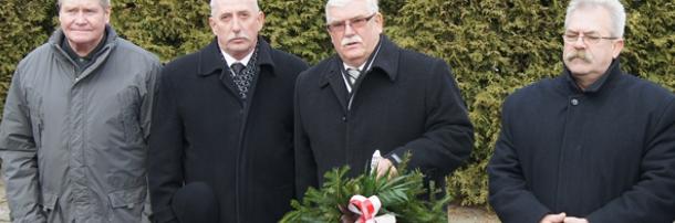 Delegacja Regionu Bydgoskiego z wizytą na Śląsku, 7.12.2013 rok