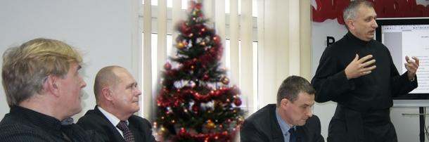 Spotkanie opłatkowe ZRB, 18.12.2013 rok