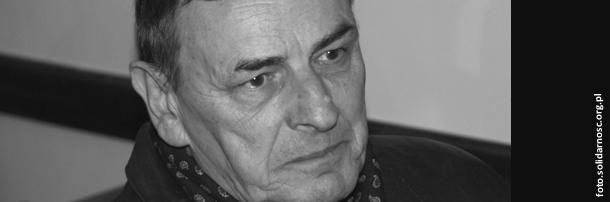 Senator Zbigniew Romaszewski nie żyje