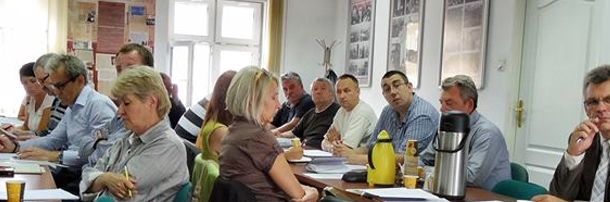Pierwsze po wakacjach posiedzenie Zarządu Regionu