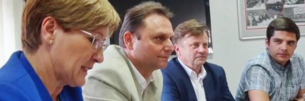 Spotkanie z kandydatką na urząd Prezydenta miasta