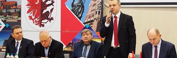 Inauguracja Wojewódzkiej Rady Dialogu Społecznego