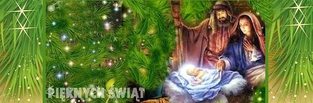 Radosnych Świąt Bożego Narodzenia