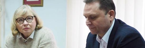 Spotkanie z Marią Ochman, 9.03.2016r.