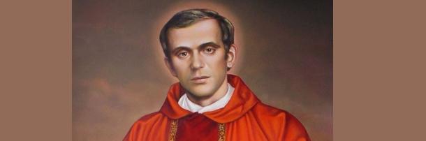 Msza święta w intencji kanonizacji bł.ks.Jerzego Popiełuszki