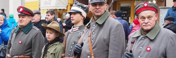 Święto Niepodległości, 11.11.2016 r.
