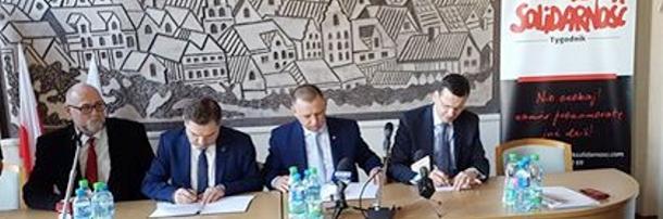 """Obrady """"krajówki"""" w Gdańsku i ogromny sukces """"Solidarności""""!"""