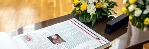 Papież dialogu patronem województwa