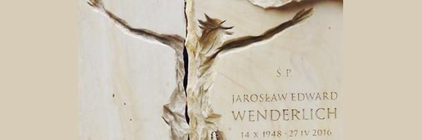 I rocznica śmierci śp.J.Wenderlicha