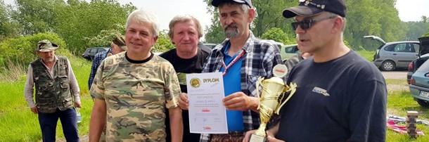 Konkurs wędkarski o puchar ZRB