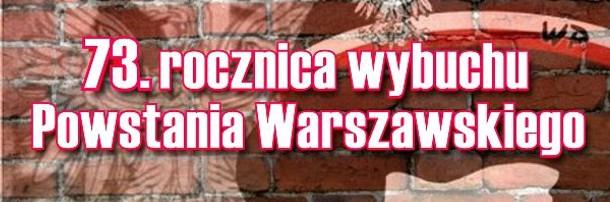 Warszawa 1 sierpnia 1944