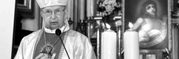 Zmarł ks. Bp Kazimierz Ryczan