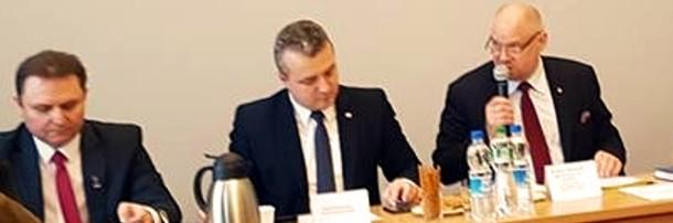 Z obrad Prezydium K-P Wojewódzkiej Rady Dialogu Społecznego