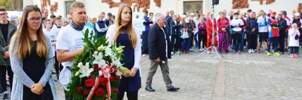 Pobiegli dla bł. Ks. Jerzego, Bydgoszcz-Górsk 15.10.2017 r.