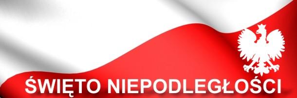 11 listopada - Narodowe Święto Niepodległości