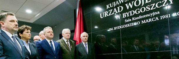 Bydgoski Marzec stał się jednym z symboli walki o wolną Polskę