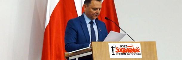 """X WZD NSZZ """"Solidarność"""" Regionu Bydgoskiego, 11.06.2018 r."""