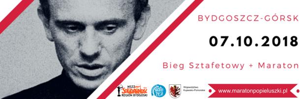 7 października odbędzie się Maraton i Bieg Sztafetowy pamięci bł. ks. Jerzego