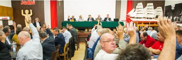 """Komunikat z posiedzenia Komisji Krajowej NSZZ """"Solidarność"""""""