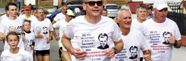 Bieg sztafetowy i maraton, Bydgoszcz-Górsk 7.10.2018 r.