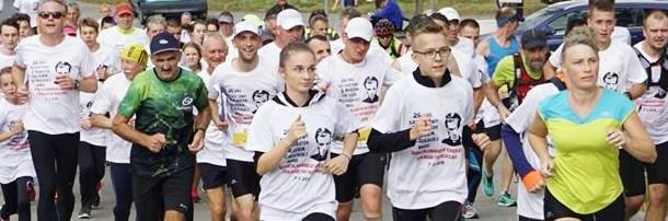 """Pobiegli w 34. rocznicę męczeńskiej śmierci Patrona """"Solidarności"""""""