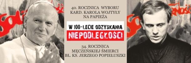Uczyć się od Męczennika miłości do Polski, która była w Jego sercu
