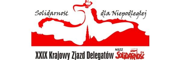"""Przed Krajowym Zjazdem Delegatów NSZZ """"Solidarność"""""""