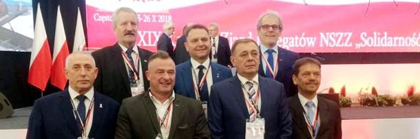 """Rozpoczął się 29. Krajowy Zjazd Delegatów NSZZ """"Solidarność"""""""