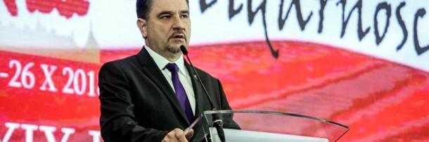 """Piotr Duda przewodniczącym NSZZ """"Solidarność"""""""