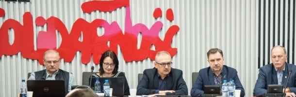 """Rada Krajowej Sekcji Oświaty i Wychowania """"S"""" powołała komitet protestacyjno-strajkowy"""