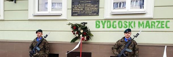 38. rocznica wydarzeń Bydgoskiego Marca, 19.03.2019 r.