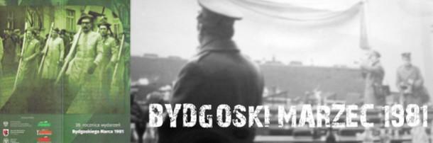 38. rocznica Wydarzeń Bydgoskiego Marca 1981