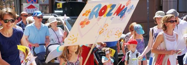 VIII Bydgoski Marsz dla Życia i Rodziny
