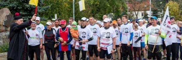 27. Bieg Sztafetowy pamięci bł. ks. Jerzego Popiełuszki, 6.10.2019 r.
